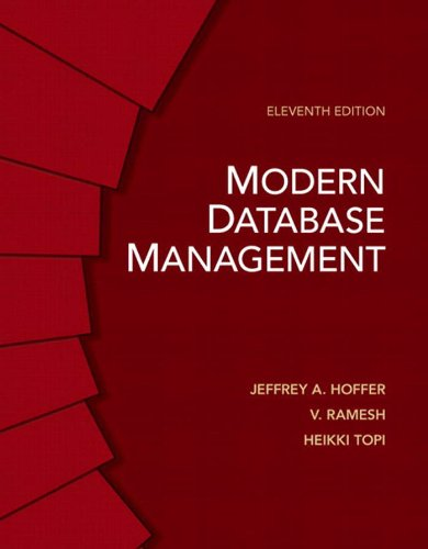 Download Modern Database Management