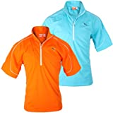 Puma 2013 Men's Golf Short Sleeve Knit Wind Jacket