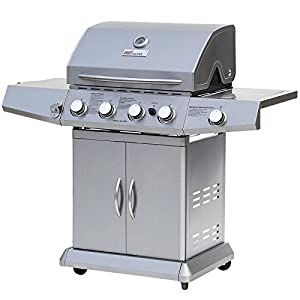 broil-master BBQ Gas Grill with Practical Warming Rack from broil-master®