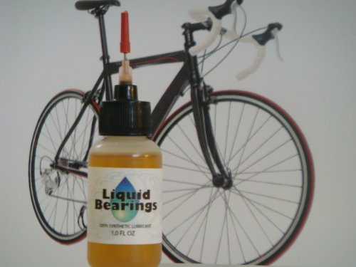 Liquid Bearings 100%-synthetic Oil for Specialized Bicycles, Provides Superior Lubrication and Also Prevents Rust!!