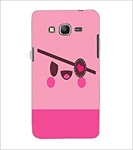 PrintDhaba Cartoon D-4399 Back Case Cover for SAMSUNG GALAXY GRAND PRIME (Multi-Coloured)