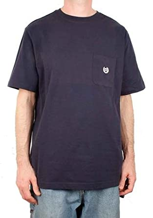 Chaps mens t shirt 11765r 410 navy 2x crew chest pocket for Chaps mens dress shirts