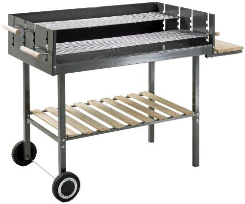 landmann grillwagen 100x60cm test waber grill test. Black Bedroom Furniture Sets. Home Design Ideas