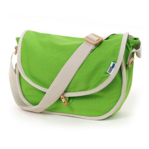 ecogear-gorilla-borsa-a-tracolla-per-bambini-colore-verde