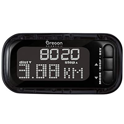 Oregon Scientific Pe903 Marathon Pedometer from Earl & Brown Co.