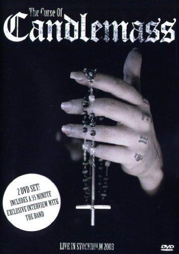 Candlemass - The Curse Of Candlemass (2 Dvd)