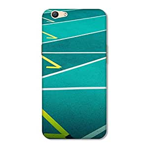 OVERSHADOW DESIGNER PRINTED BACK CASE COVER for OPPO F1S