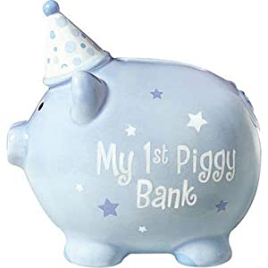 My first piggy bank for boys toys games - Coin banks for boys ...