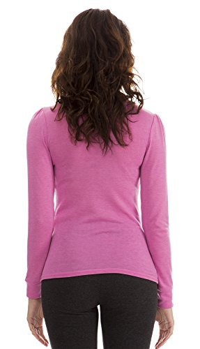 Classic Designs Juniors Super Soft Lightweight Turtle Neck Sweater classic