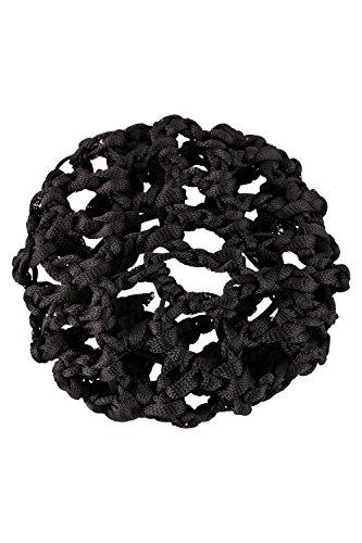tanzmuster ballett duttnetz knotennetz mit gummiband in schwarz f r den perfekten halt des. Black Bedroom Furniture Sets. Home Design Ideas