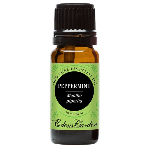Peppermint 100% Pure Therapeutic Grade Essential Oil- 10 ml Botanical 2 Light Bath