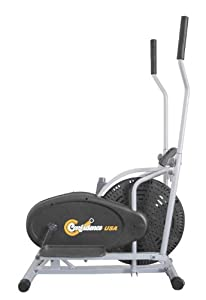 Buy Confidence Fitness Elliptical Cross Trainer by Confidence Fitness