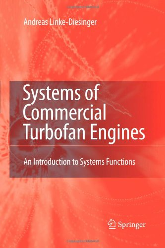Systems of Commercial Turbofan Engines: An Introduction to Systems Functions