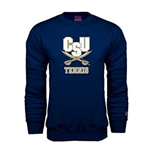 Charleston Southern Champion Navy Fleece Crew-Large, Tennis