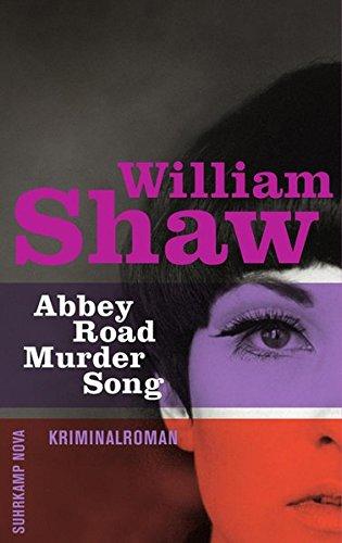 Abbey-Road-Murder-Song-Kriminalroman-suhrkamp-taschenbuch