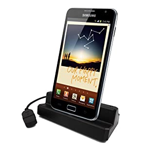 Modern-Tech Desktop Sync & Charger Dock for Samsung GT-N7000 Galaxy Note