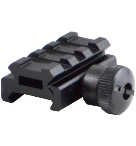SNIPER® Compact Riser Mount Low Profile Picatinny Fit Aluminum Black Hard Anodized (12 Free Float Quad Rail compare prices)