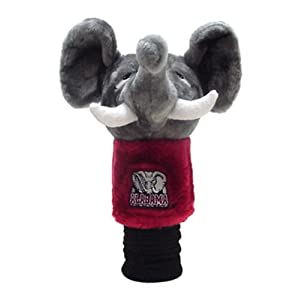 NCAA Alabama Team Mascot Head Cover