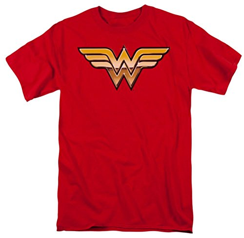 Golden Wonder Woman T-Shirt