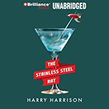 The Stainless Steel Rat Audiobook by Harry Harrison Narrated by Phil Gigante