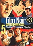 Film Noir Classics Collection 3 [DVD] [1949] [Region 1] [US Import] [NTSC] noir