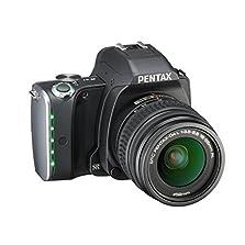 Pentax K-S1 SLR Lens Kit with DA L 18-55 mm Lens (Black)