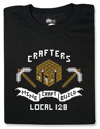 Minecraft Union T-shirt (Large)