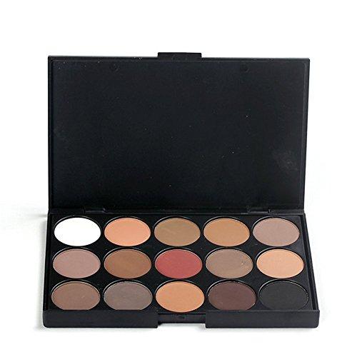 pure vie professionelle 15 farben lidschatten palette makeup kit ideal f r sowohl den. Black Bedroom Furniture Sets. Home Design Ideas