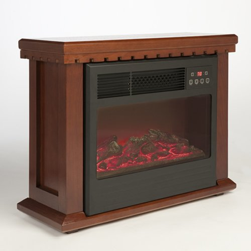 American Comfort 15602 32 Inch Electric Fireplace With Remote Control image B0046ZGRT8.jpg