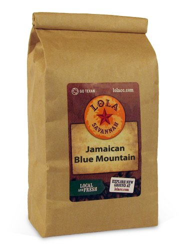 Lola Savannah Coffee - Jamaican Blue Mountain (Ground) 5Lb