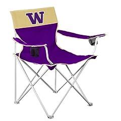 Buy NCAA Washington Huskies Big Boy Chair by Logo