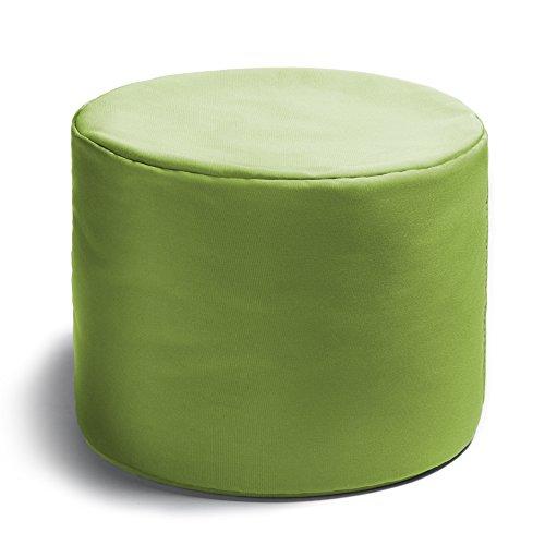 Jaxx Spring Indoor/Outdoor Bean Bag Ottoman, Lime Green (Jaxx Modular compare prices)