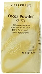Callebaut Baking Cocoa Powder 2.2lb. bag