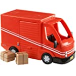 Postman Pat SDS Vehicle And Accessory...