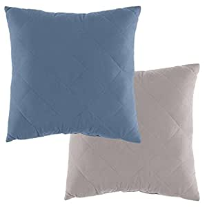 Smoke Blue Throw Pillow : share facebook twitter pinterest currently unavailable we don t know when
