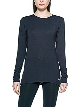 Under Armour Camiseta Manga Larga Técnica Cg Infrared Crew Woman (Negro)