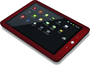 """Coby MID8120 Tablette Tactile 8 """" Android Rouge"""