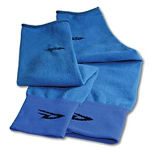 DeFeet Armskins Blue Cycling/Running/Hiking Arm Warmers - ARMBL