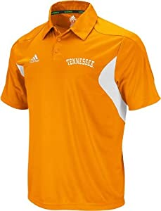 Tennessee Volunteers Adidas 2011 Sideline Adizero Orange Performance Polo Shirt by adidas