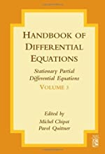 Handbook of Differential Equations Stationary Partial Differential Equations 3