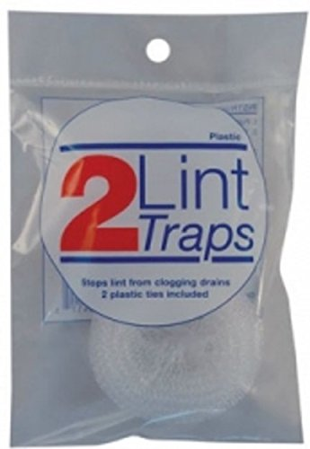 2-plastic-lint-traps-10-packs-20-pieces-new