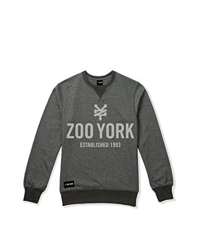 Zoo York Sudadera Templeton Gris Oscuro