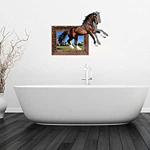 Horse bathroom accessories