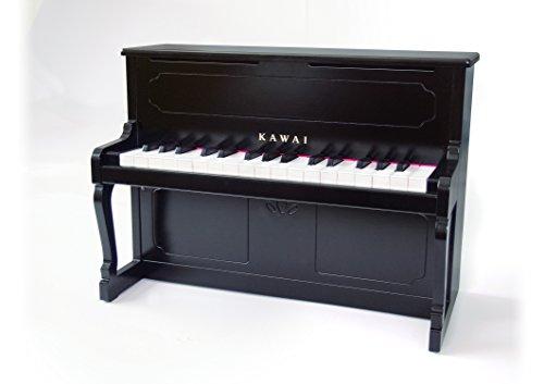 KAWAI アップライトピアノ ブラック