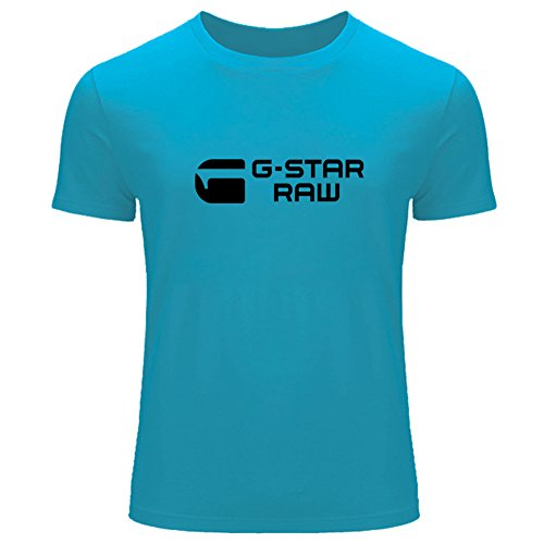 G-STAR RAW Printed Logo For Men's T-shirt Tee Outlet