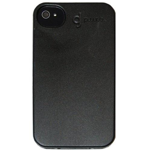 Nite Ize Bio-Ip4-01 Bio Case For Iphone 4/4S - 1 Pack - Retail Packaging - Black