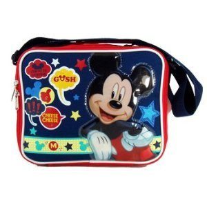 Disney Mickey Mouse Lunch Box - Mickey Insulated Lunch Bag - Say Cheese - 1