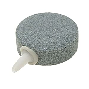 Jardin Aquarium Fish Tank Ponds Ceramic Air Stone Diffusers, 40mm Diameter