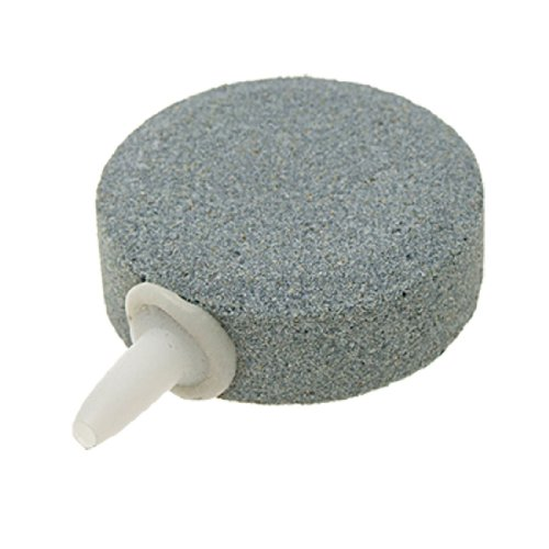 Aquarium Fish Tank Ceramic Air Stone Diffusers, 40mm Diameter