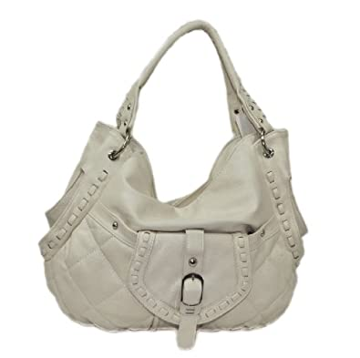 Sori Collection Hobo with Spacious Compartment (Beige612)